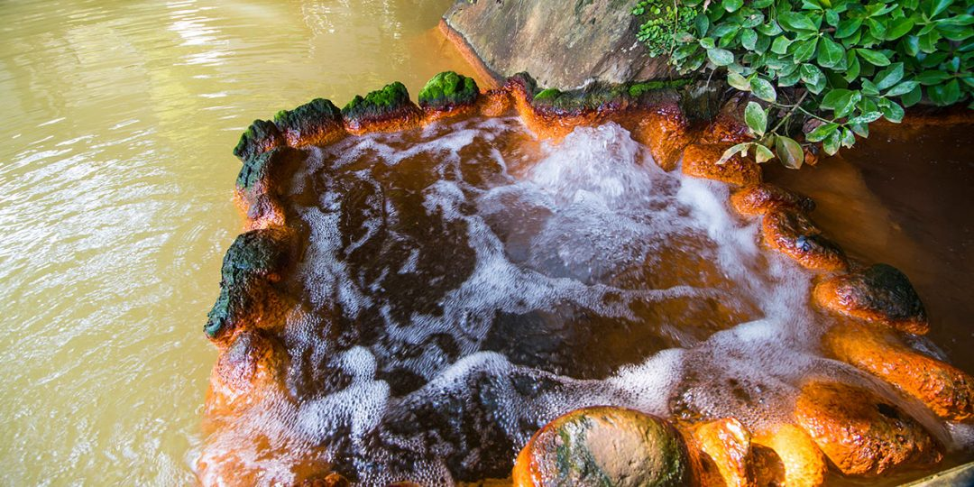 姫島村の拍子水温泉