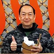 斉藤雅樹さん
