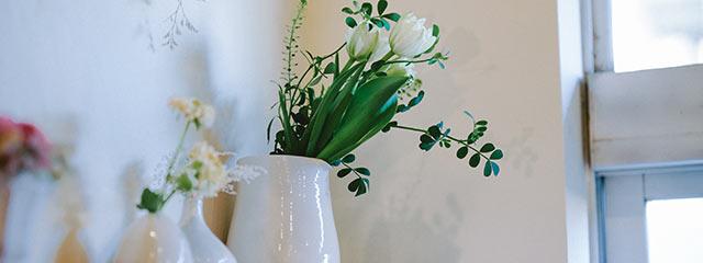 kamomeで販売されている花器