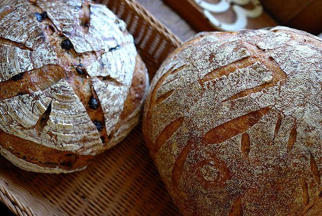 かどぱんのパン
