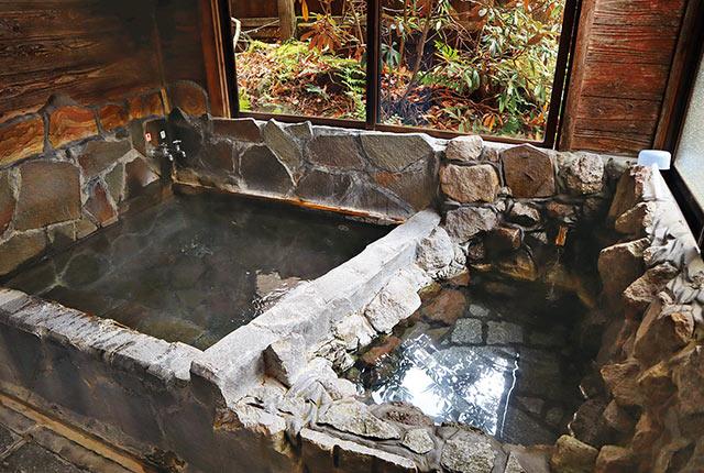 黒嶽荘の内湯
