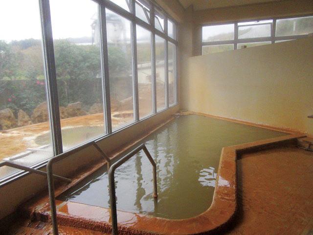 七里田温泉館の内湯