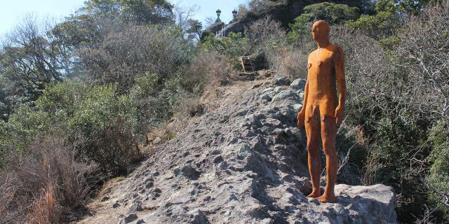 ANOTHER TIME XX 2013年 Antony Gormley