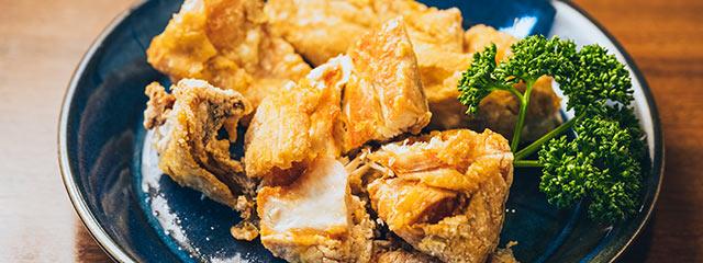 チョロ松の若鶏から揚げ