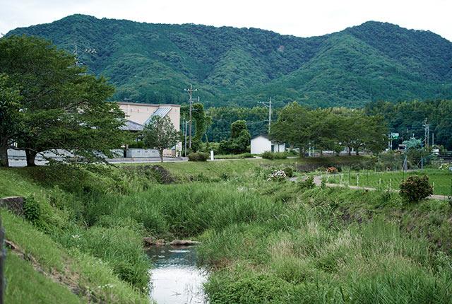 臼杵の風景