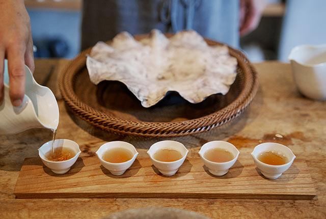 中国茶の茶器