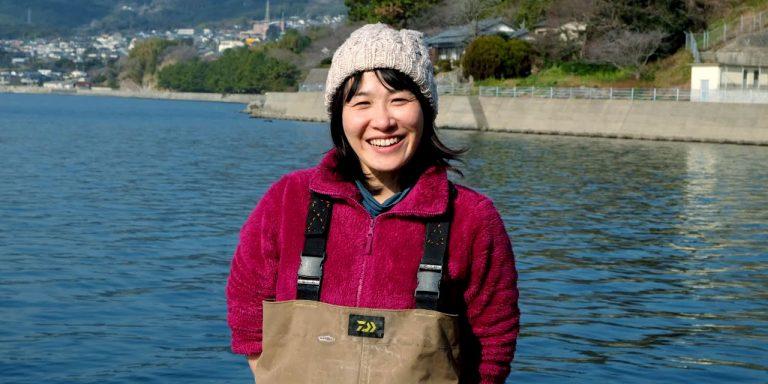 大分県日出町に移住した松澤京子さん