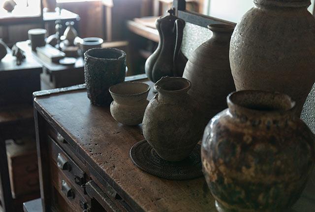 古道具と家具